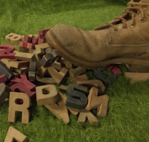 Writer's Blog - How To Get Over It (boot)